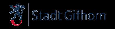 Logo der Stadt Gifhorn, verlinkt auf die Startseite